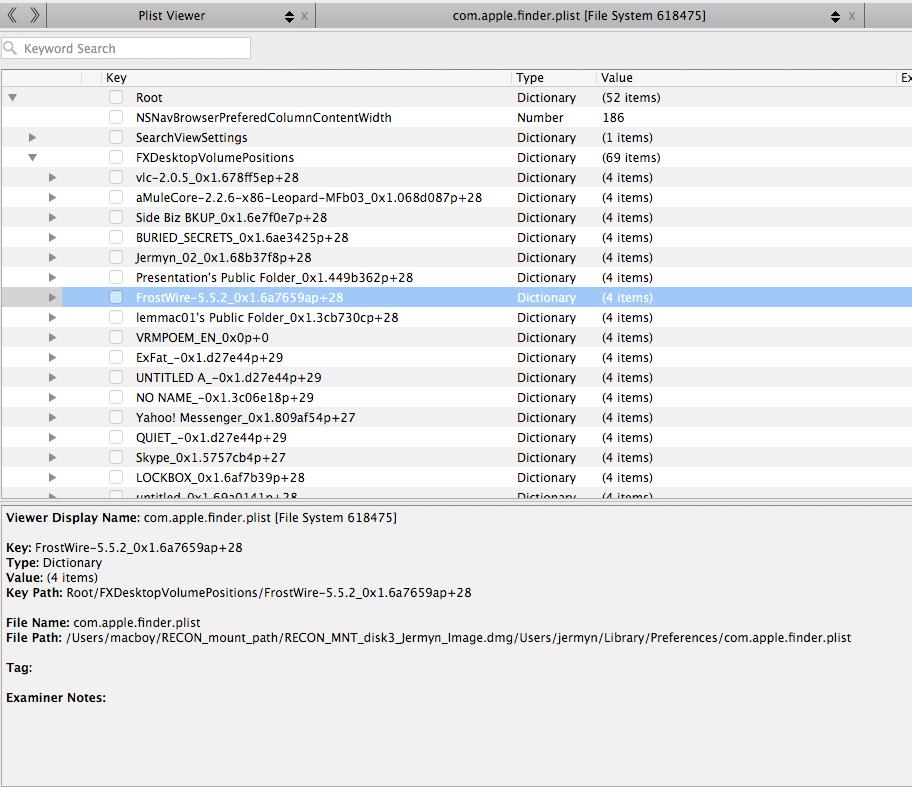 Hex, SQLite, Plist, Text, Strings, Exif, Geodata... Viewers Galore!