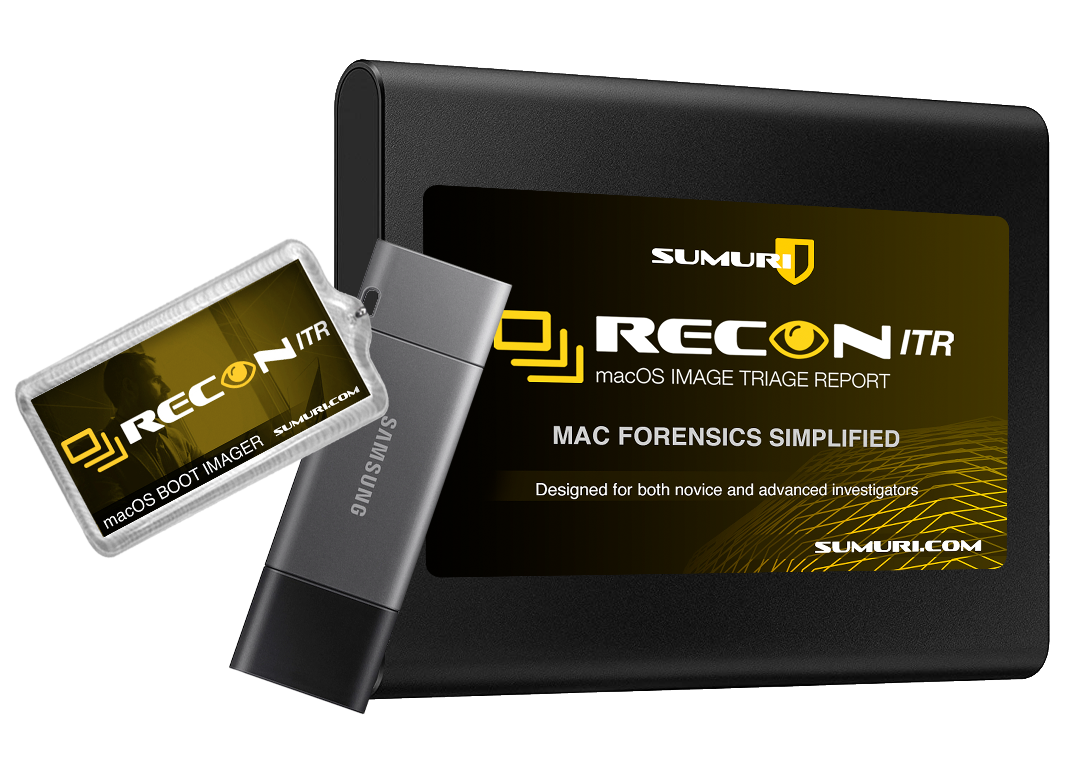 RECON ITR provides both Bootable and Live Imaging Solutions