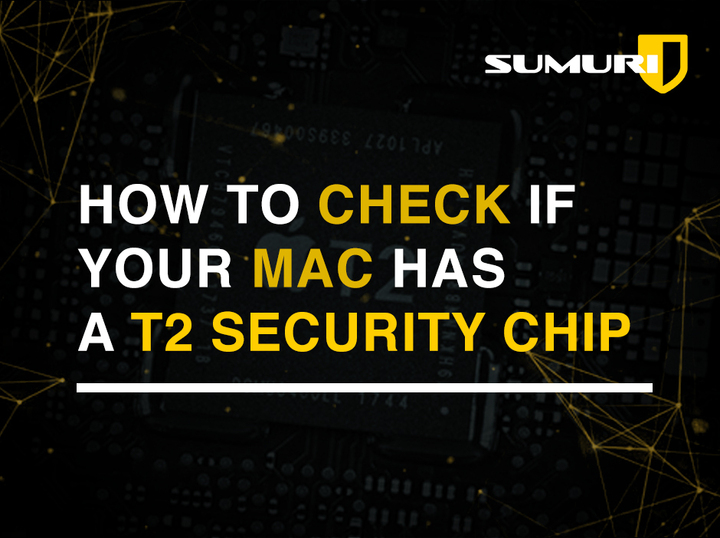 MAC t2 Security Chips